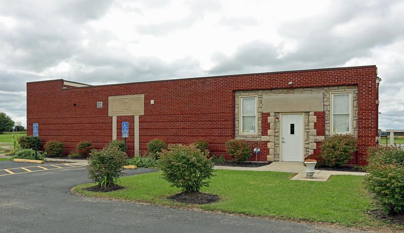 Washington Township Hall in Byhalia OH is the former Byhalia school.