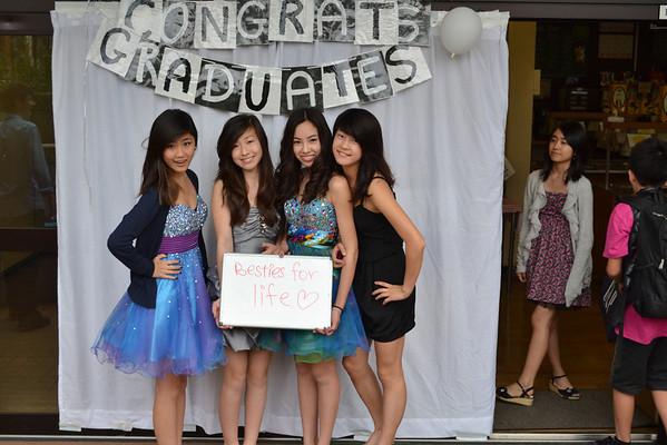 2012 8th Grade Graduation Dance