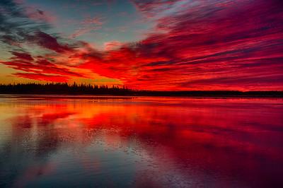 Before sunrise 2016 September 22nd