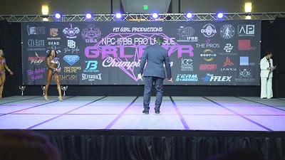 NPC Figure Finals Video