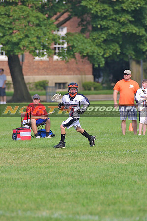 Superstar vs. CT Chargers Gold