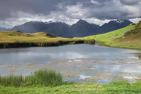 Pérou - J21 - Laguna Wilcacocha