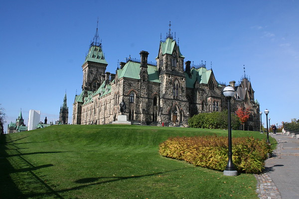 Day 3: Canadian Federal Parliament - 30 September 2006