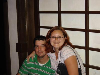 2006 04 16 - Nikki's birthday dinner