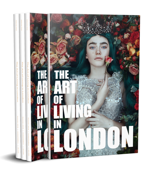 Art of Living In London Cover | 2019
