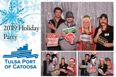 Port of Catoosa 2019 Holiday Party