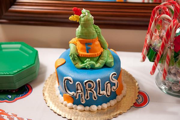 Carlos 40th Birthday