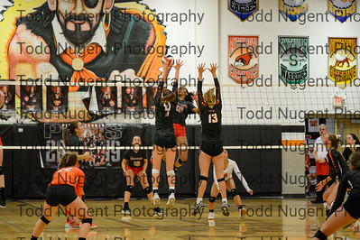 PC Volleyball vs Park Hill