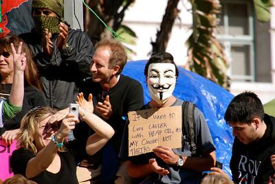 Medical Marijuana Rally ~ LA City Hall