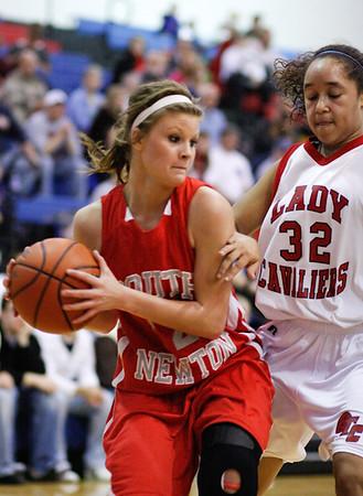 SNHS Girls Basketball vs TC 2009