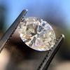 1.05ct Oval Cut Diamond GIA H SI1 16