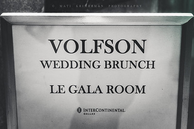 Volfsons Wedding Branch 02.04.2018