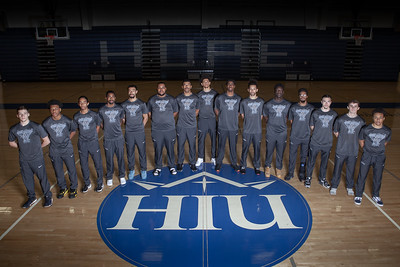 2018-19 HIU Men's Basketball