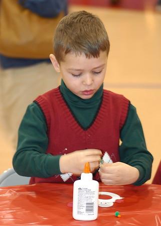 St.Josepf's School Ice cream with Santa 2006