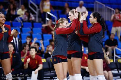 USC at UCLA 11/27/13