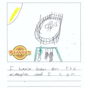 2008-09-05 Beaver's Drawings