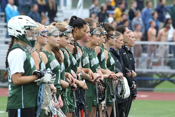 WUHS Girls Lacrosse Championship Game