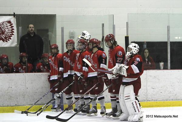 Colony Vs. Wasilla 1-27-2012