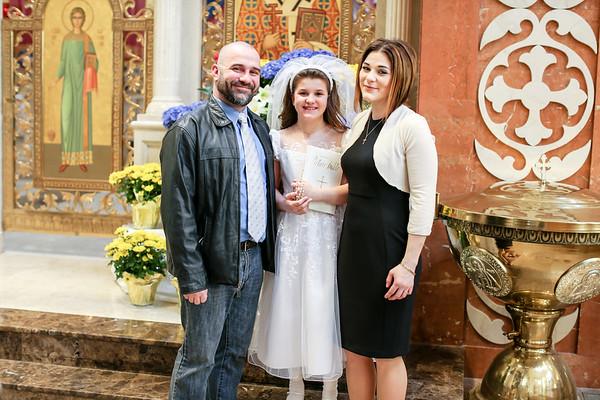 Payton First Communion