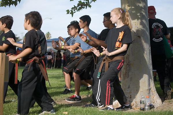Karate Fall 2014