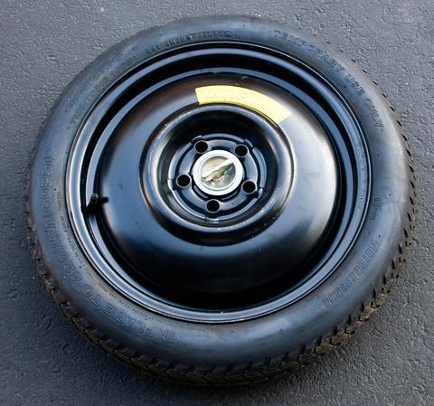 WRX Spare Tire 16inch - 135/70/16