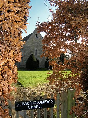 St Bartholomew, Bartlemas Chapel, Church of England, Cowley Road, Cowley, Oxford, OX4 2AJ