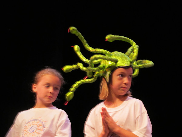 """Summerstock Theatre Group """"Really Rosie"""""""