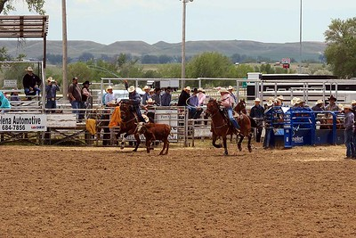 Team Roping - 1st Draw