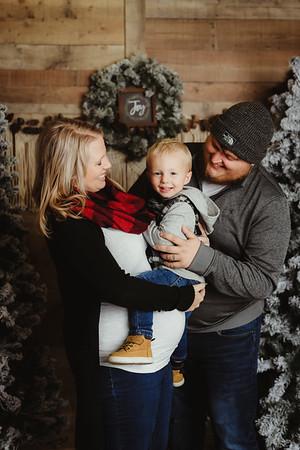 J. Davidson - Indoor  Christmas Mini
