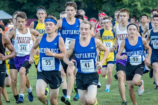 DHS Cross Country 08-28-2018
