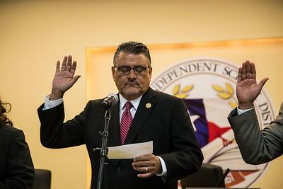 2017 Board of Trustees Swearing in Ceremony