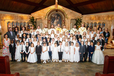 2019 Epiphany 1st Communion