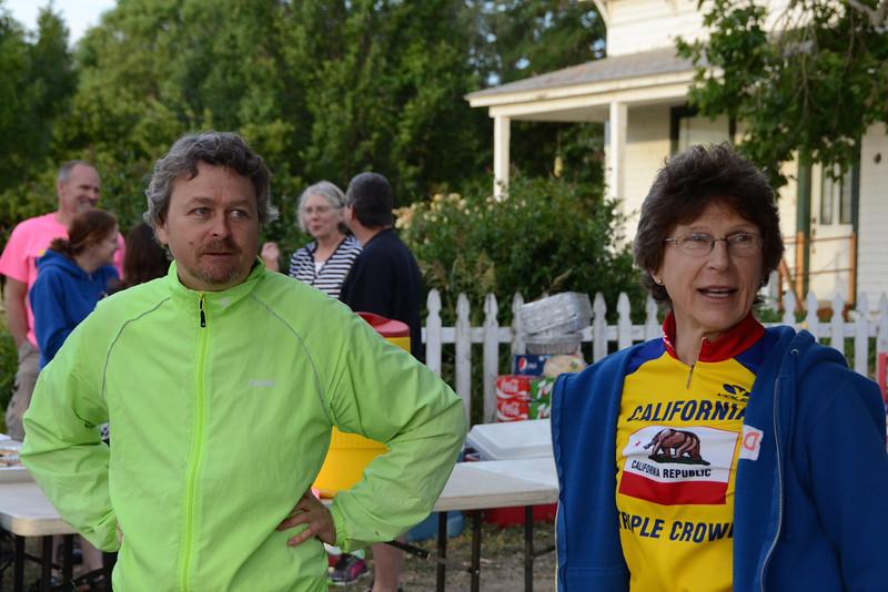 Farnham Ranch: Russell Reagan and Nancy Knofler