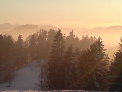 Ibergeregg und Hulftegg 10.01.09 (nur Handyfotos)