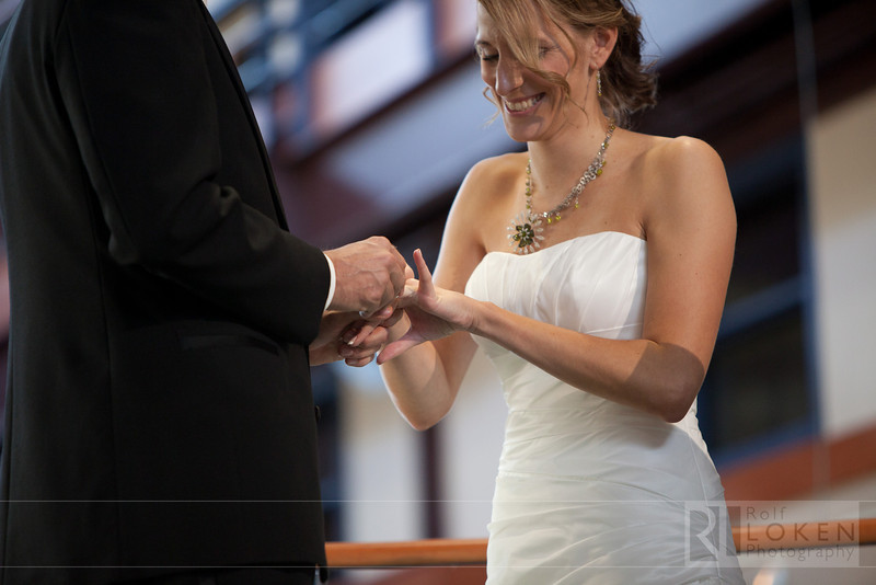 Traci & Mike Wedding assist for Critsey Rowe