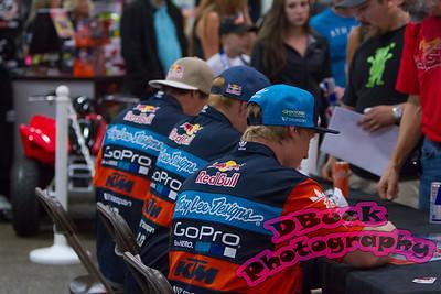 2016 Motosport Signing Event