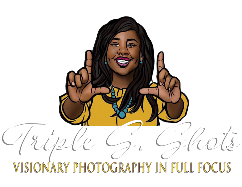 2Triple S Shots Logo with Pic in White and Gold Tagline.png