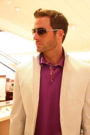 041509 Robert Graham at Neiman Marcus
