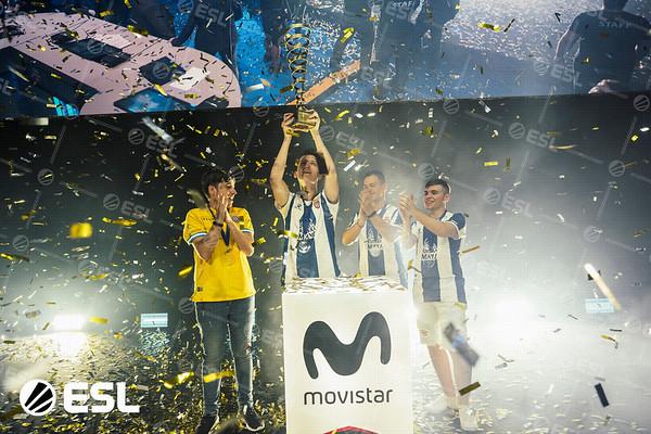 ESL Masters España - Rocket League - Temporada 6