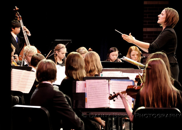 DMS Orchestra - Christmas 2012
