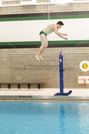 Swim and Dive Senior day 2016