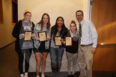 Fall Athletic Awards Assembly