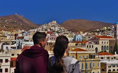 Travellers of Aegean Sea