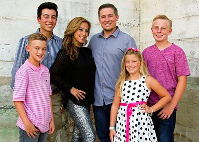 2016 Warren Capps Family Photos