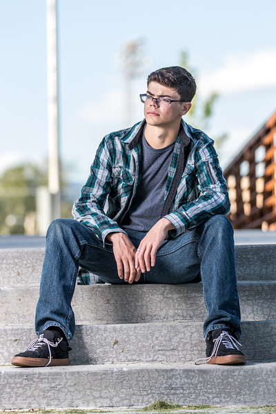 Caperon Senior Portraits