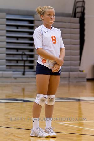Boone Girls JV Volleyball #8 - 2011