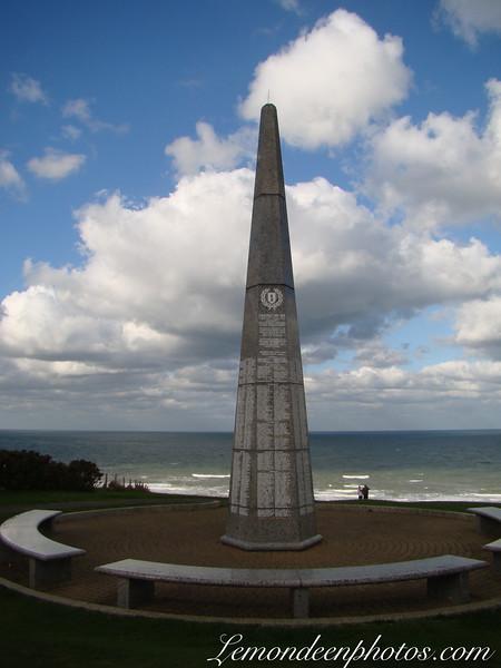Omaha Beach-Colleville Sur Mer