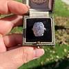 1.82ctw Diamond Cluster Ring 8
