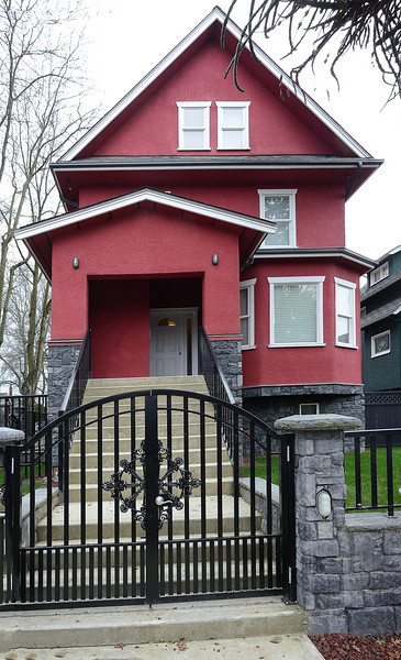 Cambie Houses
