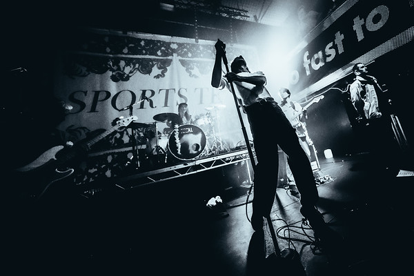 Sports Team @ Riverside, Newcastle. 25.11.19